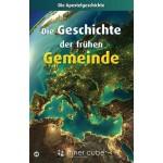 Die Geschichte der frühen Gemeinde - Studienfaltkarte