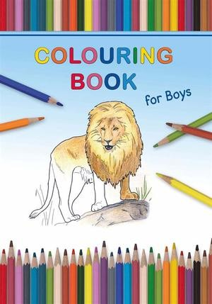 Colouring Book for Boys