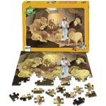 Puzzle - Daniel in der Löwengrube