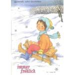 Immer fröhlich - Kinderzeitschrift Jg. 1991