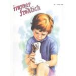 Immer fröhlich - Kinderzeitschrift Jg. 1994